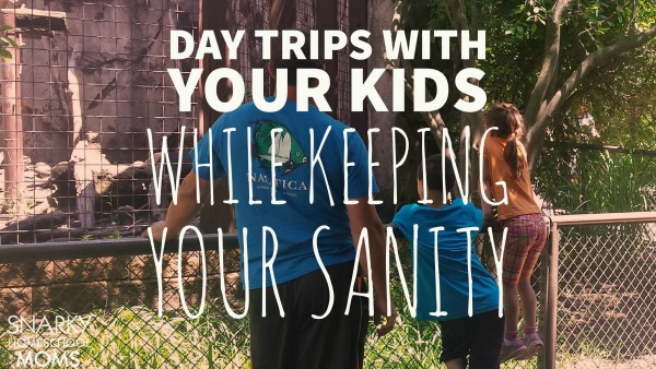Episode 1 – Day Trips With Your Kids While Keeping Your Sanity