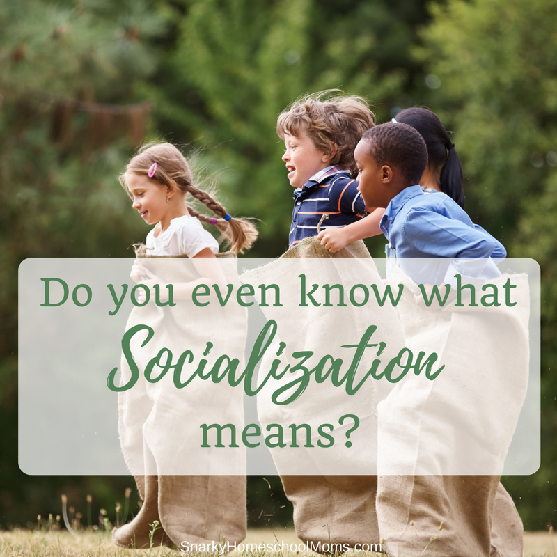 Episode 6 – Do You Even Know What Socialization Means?