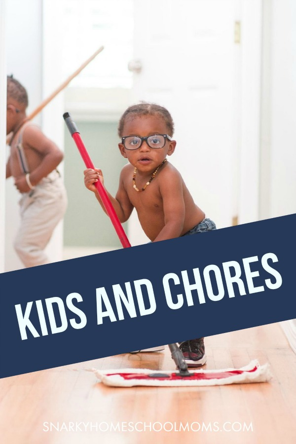 Episode 4 – Kids And Chores