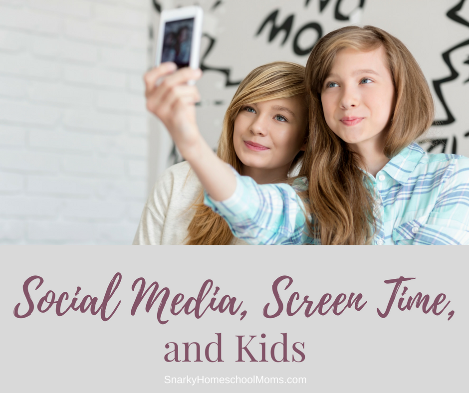 Episode 9 – Social Media, Screen Time, And Kids