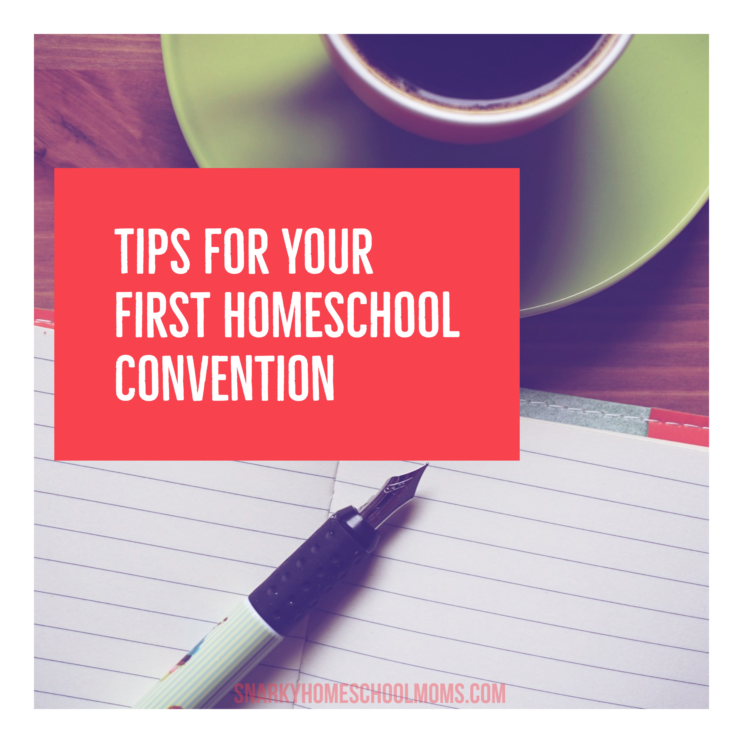 Episode 16 – Tips For Your First Homeschool Convention